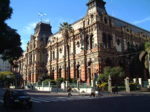 Classical Building, Buenos Aires