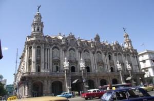 Frederico Lorca Theatre - Havana
