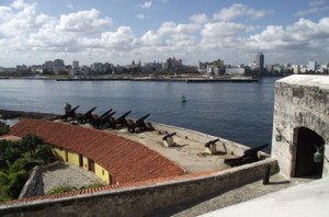 Havana from the Fort