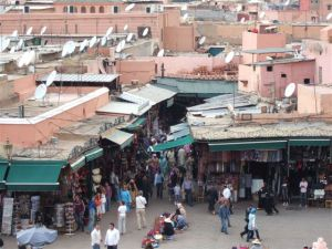 860dabee5 Bargaining in the Arab Market – Morocco | The Inconsequential Diary