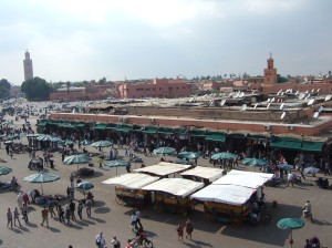 Souq and Old Square Marrakech