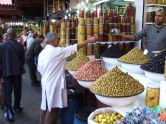 Olive Stand, souq, Marrakech