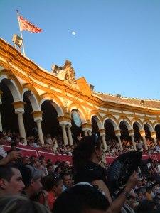La Maestranza  bullring Seville