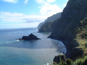 Boaventura Madeira Coastline