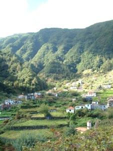 Madeira - Boaventura  Lands