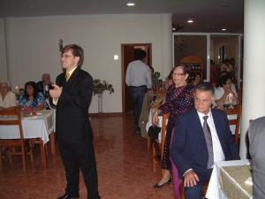 Cousin Carlos, Madeiran Gentleman