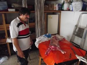 Snr Isidro Honest Butcher