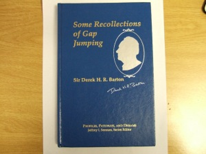 Recollections of Gap Jumping