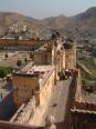 Amer Fort Elephants Jaipur