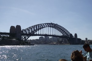 Sydney Bridge (1)