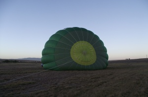 9 Balloon lifting