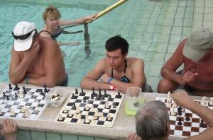 Chess Opponent Josh