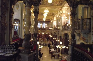 New York Coffee House Budapest