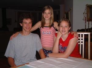 Nieces and Nephew 1