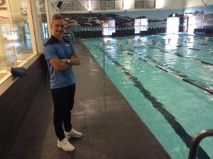Jarryd Swimming Coach