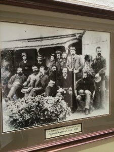 Kimberley Club Founders