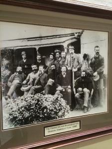 Kimberley Club Founders