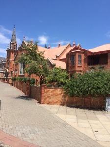 Kimberley Red Brick Buildings