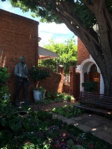 Kimberley Rhodes statue