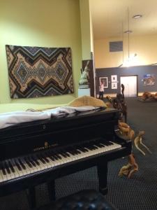 Steinway in the Humpreys Gallery